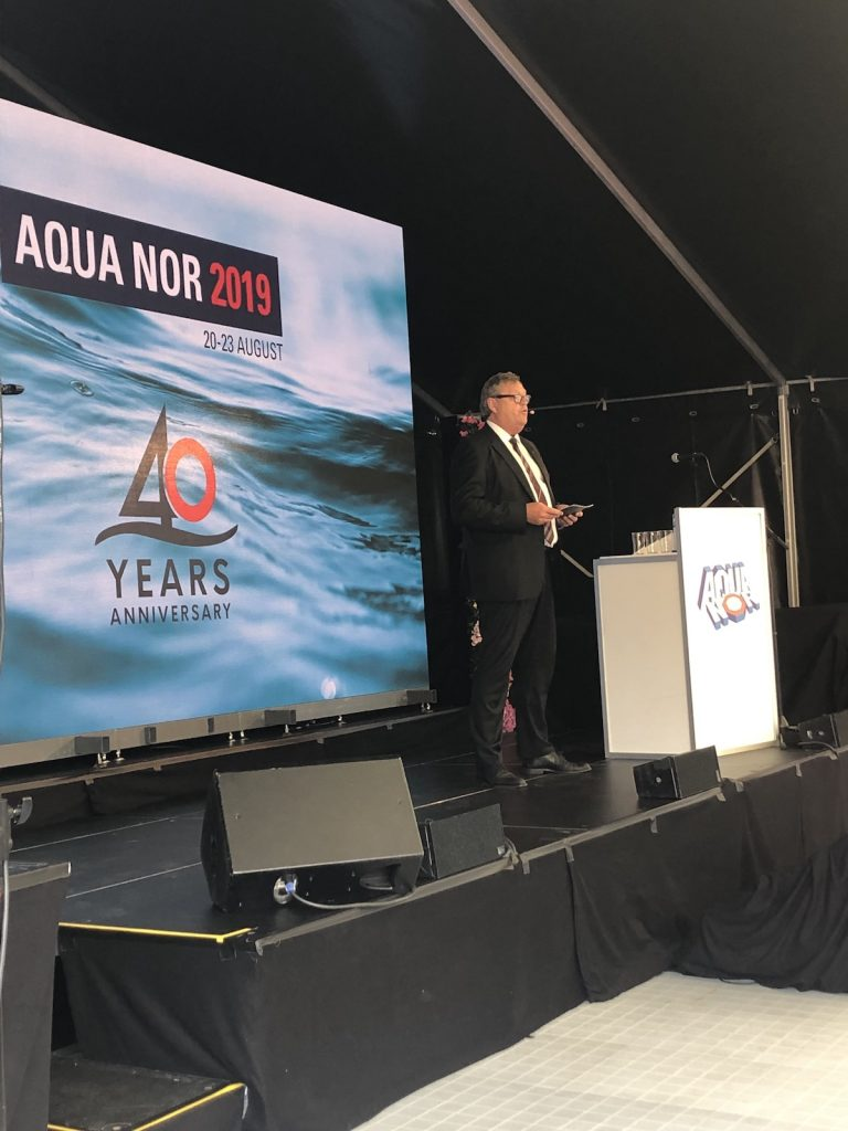 Aqua Nor 2019 highlights innovation for sustainability