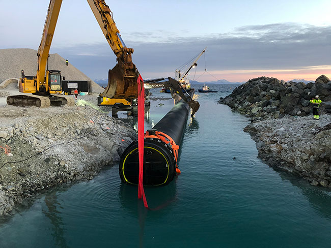 Andfjord Salmon's Atlantic salmon farm puts twist on land-based aquaculture
